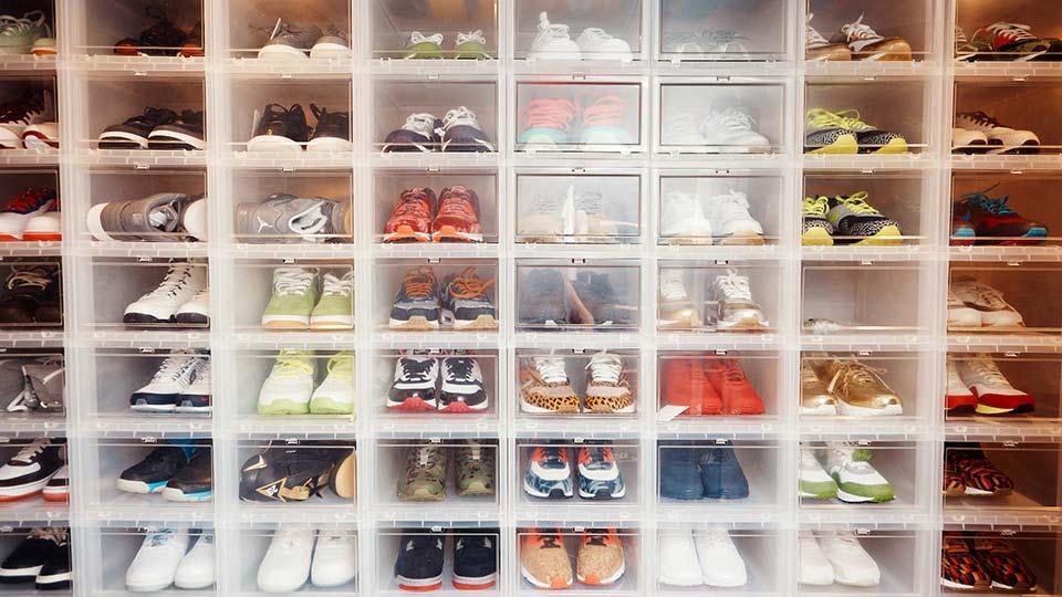 طبقه بندی و نگهداری انواع کفش